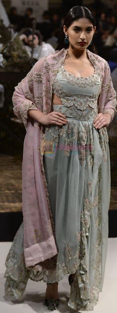 Anamika Khanna at India Couture Week 2016                              …