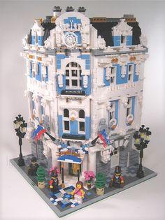 Awesome Lego House