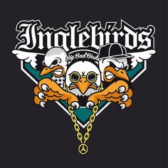 Inglebirds - Big Bad Birds | Mehr Infos zum Album hier: http://hiphop-releases.de/deutschrap/inglebirds-big-bad-birds