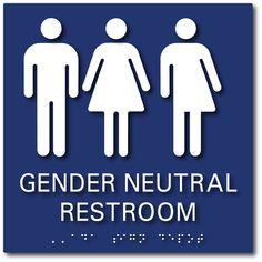 9 Gender Neutral Toilets Ideas Gender Neutral Toilets Gender Neutral Restroom Sign