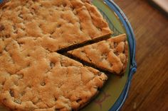 @Amy Hogue I'm making this for tonight!   Chocolate Chip Peanut Butter Cookie Cake