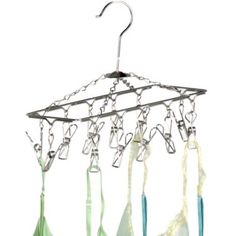 Honey-Can-Do® Chrome Hanging Drying Rack  found at @JCPenney