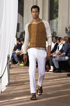 Men's Style & Fashion – News, Tips, Trends & Celebrity Style I Love Fashion, Fashion News, Fashion Trends, Latest Mens Fashion, Fashion Menswear, Men Fashion, Spring Trends, Spring 2014, Couture