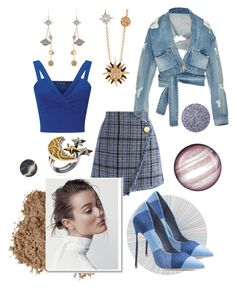 """""""Planetary love"""" by belen-cool-look ❤ liked on Polyvore featuring Moon Juice, Seletti, Jonathan Simkhai, Roberto Cavalli, Miss Selfridge, Tisch New York, AZZA FAHMY and Chicwish"""