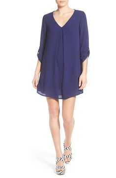 Lush 'Karly' Shift Dress available at #Nordstrom - $50
