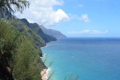 The Napali Coast nourishes the soul. Kauai's famous coastline is truly majestic, featuring emerald green pinnacles towering along the shoreline for 17-miles.  http://ponotaxi.com/