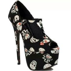 punk shoes for girlz - Google Search