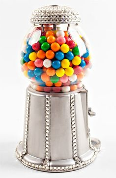 'Junior' Swarovski Crystal Gumball Machine