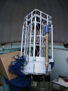 A Ritchey–Chrétien telescope is a specialized variant of the Cassegrain telescope that has a hyperbolic primary mirror and a hyperbolic secondary mirror designed to eliminate off-axis optical errors . The RCT has a wider field of view free of optical errors compared to a more traditional reflecting telescope configuration. Since the mid 20th century, a majority of large professional research telescopes have been Ritchey–Chrétien configurations; some well-known examples are the Hubble Space…