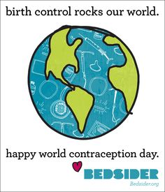 #Birthcontrol empowers #women around the world! Happy World Contraception Day! #wcd2012 #sheparty