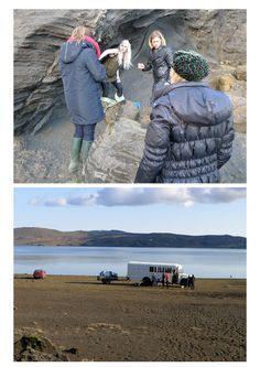 Huippumallit Islannissa / Paradise of Iceland by Kirsi Nisonen Iceland, Behind The Scenes, Paradise, Winter Jackets, House, Ice Land, Winter Coats, Winter Vest Outfits, Heaven