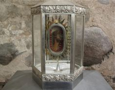 Holy relic, bone of Saint Andreas Bobola, Vilnius, Lithuania  by Charlie Phillips, via Flickr