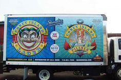 Max Vehicle Wraps is the perfect choice for a business advertisement for branding your products through wrapping solution. Our customized truck wraps are packed with high quality graphics and with vibrant colors in them #Truck_wraps_NJ, #vehicle_wraps_NJ, #Van_Wraps, #Bus_Wraps, #3M, #vehicle_graphics, #vinyl, #decals