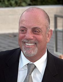 Billy Joel im Jahr 2009.