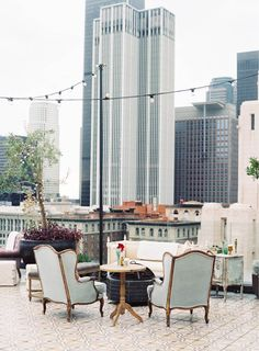 Perch Los Angeles is a 3-story restaurant and bar with a French vibe and unobstructed city views perfect for dinners, weddings, workshops, reunions, workshops.