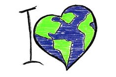 Heart-filled with Love of our Home:  EARTH