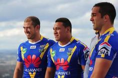 2013 Canberra Raiders: Centenary of Canberra jersey.