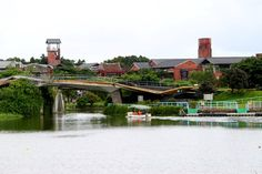 冬山河親水公園│Taiwan Travel Guide