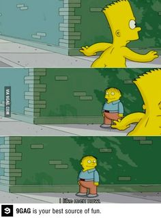 Well that escalated quickly // funny pictures - funny photos - funny images - funny pics - funny quotes - Really Funny Memes, Stupid Funny Memes, Funny Relatable Memes, Hilarious, Funny Stuff, Funny Things, Memes Simpsons, The Simpsons Movie, Los Simsons
