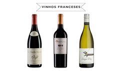 os Achados |Gastronomia| Vinhos Franceses