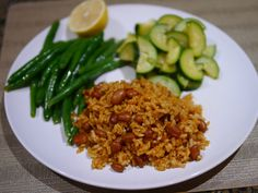 Ultimate Reset Day 8 - and a recipe for Pintos and Rice that even my picky 3 yr old loved!