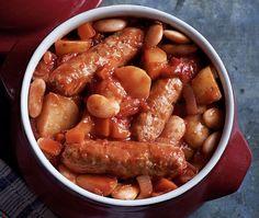 Sausage casserole | ASDA Recipes