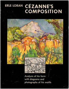 Cezanne's Composition: Analysis of His Form with Diagrams and Photographs of His Motifs (Third Edition). Analyzes over 30 Paintings (26411) by ArtPaperEtc on Etsy