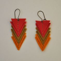 jewelry with felt - Buscar con Google