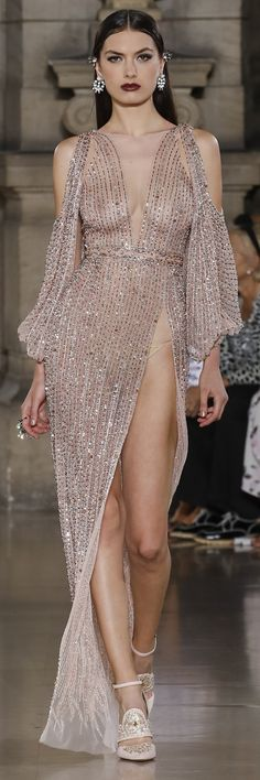 Georges Hobeika Fall Winter 2017 Haute Couture Collection