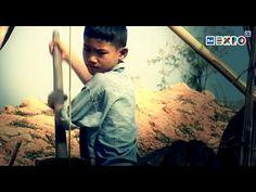 """童工不仅仅在工厂-""""9千8百万的儿童在农田,牧场或渔船上工作。为了击败世界中的饥饿,需要从他们身上出发么?#2015米兰世博##童工##饥饿##工厂#"""