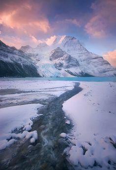 Mount Robson Provincial Park ,Canada:
