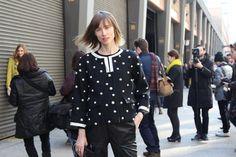 New York Fashion Week Fall 2013: DAY 8