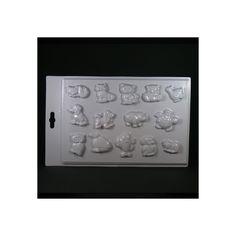 Gipszöntő sablon mini állatok - Minták, figurák - KHSHOP.HU - A Kreatív Hobby webáruház Minion, Remote, Minions, Pilot