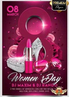 pink flyer