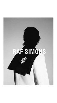 Raf Simons Spring / Summer 2015 Campaign