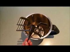 How to Insert Butterfly into Thermomix Jug - YouTube