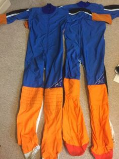 8f827da9a10a Skydiving Jump Suits (x2) Symbiosis