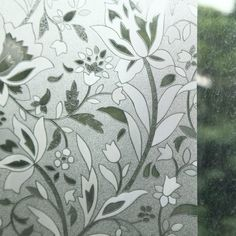 40X100cm Waterproof PVC Privacy Frosted Home Window Sticker Glass Film(China (Mainland))