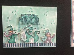 Stampin Up - Magical Day