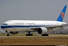 China Southern Airlines Boeing 777-21B