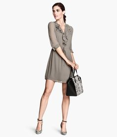 Add a fun/flirty dress that makes you feel good and adds a variation  | H&M US