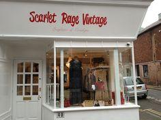 Scarlet Rage Vintage - Lewes