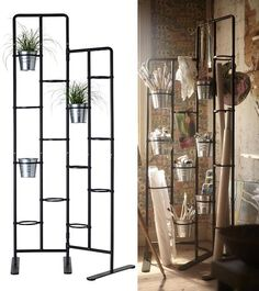 SOCKER plant stand- perfect for art supplies