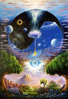Yin yang Gaia