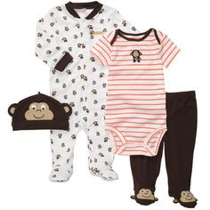 4-Piece Outfit Set - This is the Infant Set Mom & Andy got Junior