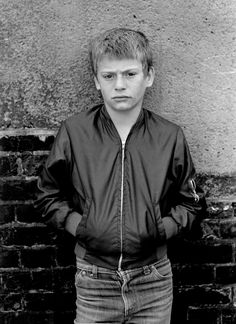 British skinheads: Portraits of a controversial subculture