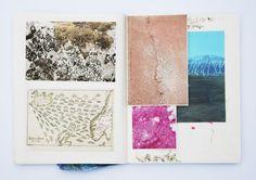 SketchBook / Iceland by Elisa Vendramin, via Behance