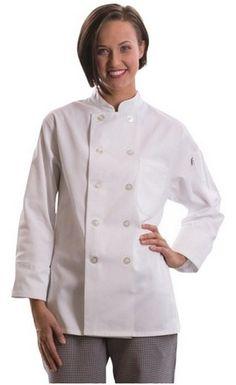 Cool Womens Napa Chef Coat