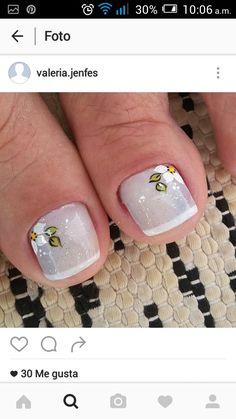 Toe Nail Art, Toe Nails, Acrylic Nails, Manicure, Triangles, Prince, Beauty, Flower Nails, Pretty Pedicures