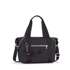 Kipling Art S Basic Handtasche Black